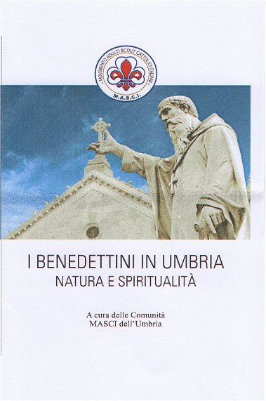 7832 I Benedettini in Umbria